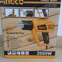 Pistola De Calor Ingco 2000w Velocidad Y Temp Variables