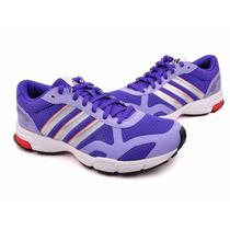 Zapatos Running Adidas Marathon 10 Ng Mujer 7us - 7.5us