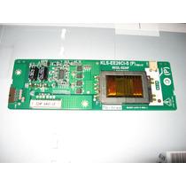 Placa Inverter Kls-ee26ci-s(p)/6632l-0224f Tv Philips 26pf53