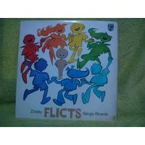 Flicts - Ziraldo, Sérgio Ricardo - Lp Naciopnal