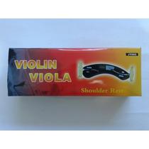 Espaleira Para Viola Violino Csr Com Regulagem 4/4 3/4