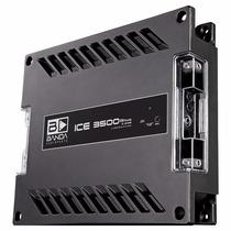Módulo Banda Ice 3500w Rms Amplificador Digital 2 Ohm