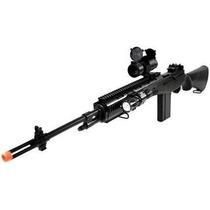 Marcadora Airsoft Spring M160b2 Bbs 6mm Mira Red Dot Xtreme