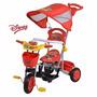Triciclo Cars,mickey,minnie Infantil Bebe Sweet Babies