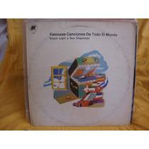 Vinilo Enoch Light Y Sus Orquestas Famosas Canciones De Todo
