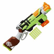Armas Nerf Lança Dardo Nerf Zombie Slingfire Brinquedos Jogo