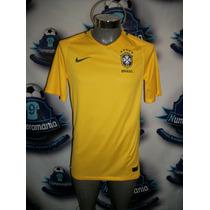 Jersey Oficial Original Nike Selección Brasil 2016 Local