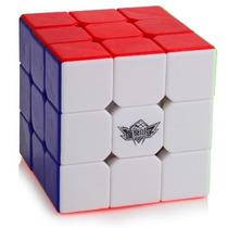 Cubo De Rubik Cyclone Boys 3x3x3 Stickerless Speedcube Cube