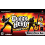 Banda Completa Guitar Hero World Tour Nuevo Playstation 2