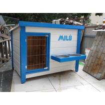 Casinha De Cachorro K9 - Dog-05k9 (pitbull, Husky Siberiano)