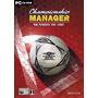 Cm0102 - Championship Manager Atualizado Maio 2016