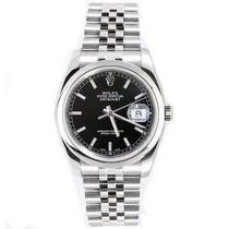 Reloj Rolex Plateado