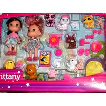 Muñecas Brittany