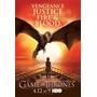 Game Of Thrones Temporadas 1 A 6 En Dvd Latinos