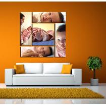 Foto Cuadros Personalizados Con 5 Cuadros Collage