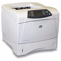 Impressora Hp Laserjet 4250n 4250 Rede 45ppm Profissional