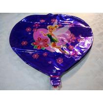 Balão Tinker Bell - Sininho(45cm) - Pacote Com 10