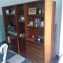 Biblioteca Mueble De Madera