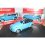 Perudiecast Welly Vw Volkswagen Escarabajo Convertible