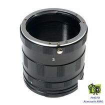 Tubo Extensor Para Macro Fotografia Para Camêras Nikon