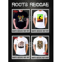 Remeras Reggae Lions Rasta Estampado Digital Stamp, Miralas!