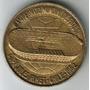 Medalla Mundial 1962 Chile - Copa Jules Rimet Mundial Futbol