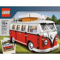 Lego Van Camioneta Volkwagen T1 Camper Van Combi