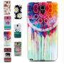 Protector Tpu Funda Escuche Huawei G620s Coloridos Diseños