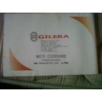 Gilera C50 Manual Del Usuario Original !!!!!!!!