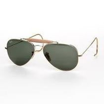 Óculos De Sol Rb 3030 Modelo Caçador Com Mola