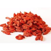 Goji Chino (lycium Barbarum) 100% Natural