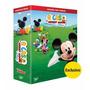 A Casa Do Mickey Mouse - Coleção Com 11 Dvds - Original
