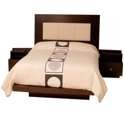 Recamara modelo aylin solo de mobydec muebles salas for Muebles minimalistas recamaras