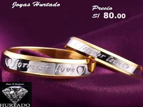 Anillos D Compromiso Matrimonio Enamorados S 8500 En Mercado Libre