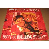 Elton John & Rupaul -don