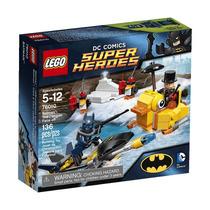 Lego Batman 76010 The Penguin Face Off - 136 Pçs