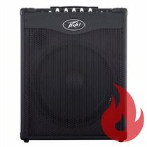 Peavey Max115. Amplificador De Baixo . Loja . Nf + Gtia !