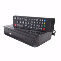 Conversor Digital Para Tv Com Visor Led Hdmi Usb - Jk