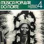 Cd / Música Popular Do Norte V.4 - Folclore - Marcus Pereira
