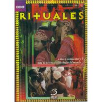 Rituales / 3 Dvds / Formato Dvd