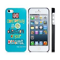 Funda Iphone 5s / 5 Vintage Direction De Plástico