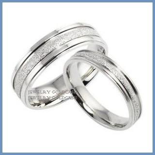 Goldcash argollas matrimonio mod frozen en oro blanco 10k 4 en mercado libre - Anillos de compromiso sencillos ...