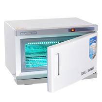 Calentador Esterilizador De Toallas 2 En 1 Uv Spa Estetica