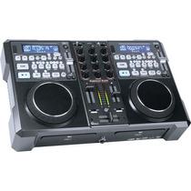 American Audio Encore 2000 2 Canales Cd/mp3 Controlador