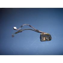Conector Rj45 + Rj11 Notebook Sony Vaio Vgn Tz350n Usado
