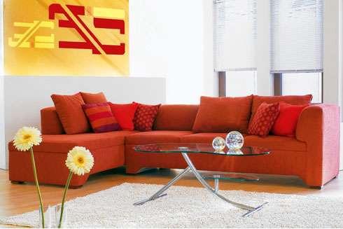 Living modular seccional izquierdo chenille sandia 259 for Muebles izquierdo