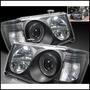 Opticos Blk Con Proyector Mercedes Benz 300e W124