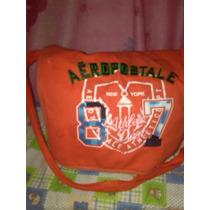 Oferta Bolso Aeropostale Original Lona