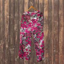 Pantalon De Dama Bota Ancha Tipo Rayon De X&y, Talla Unica