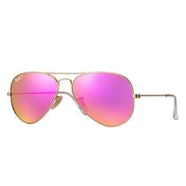 Anteojos De Sol Ray Ban Aviador 3052 Lentes Gafas Originales